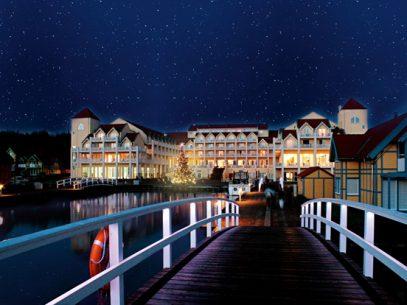 Weihnachten im Maritim Hafenhotel Rheinsberg