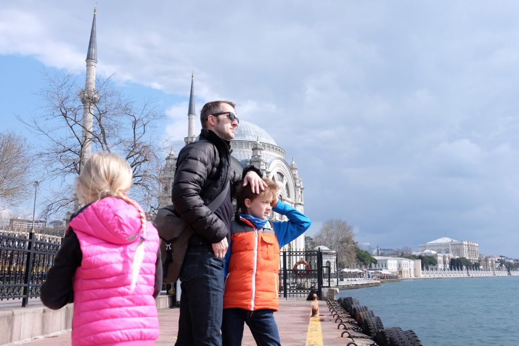 Familienurlaub Istanbul?!
