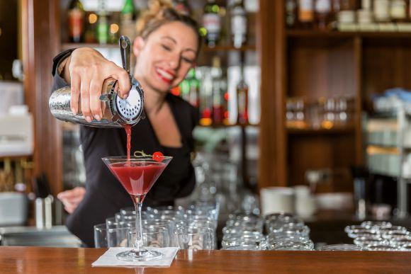 Cocktail Master Class Victors Residenz Hotel Schloss Berg