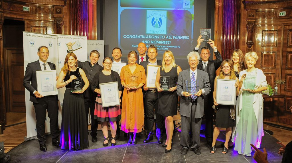 European Health & Spa Award - die Gewinner
