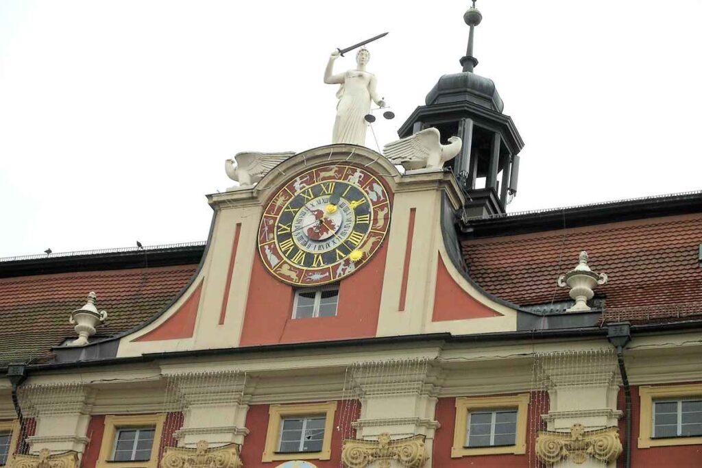 Bad-Windsheim-Rathaus