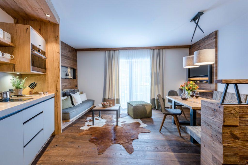 Kaiserlodge Tirol Apartment