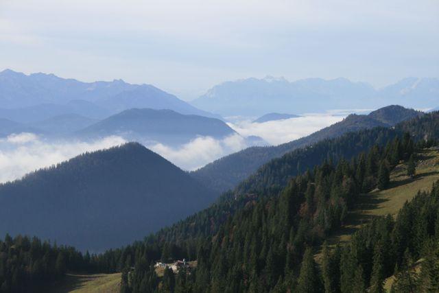Auch in den Bergen auf den richtigen Sonnenschutz achten
