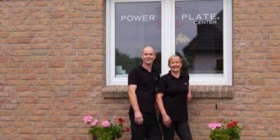Bernd & Petra vom Power Plate Center Rosengarten