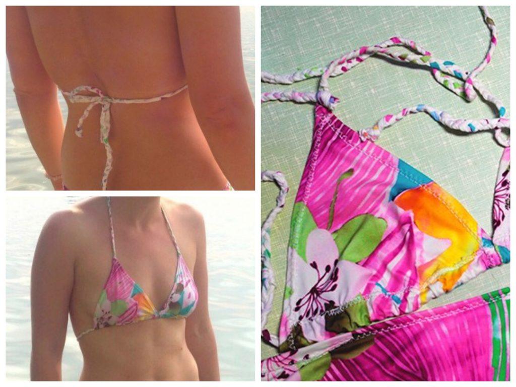 Bikini selber machen Anleitung