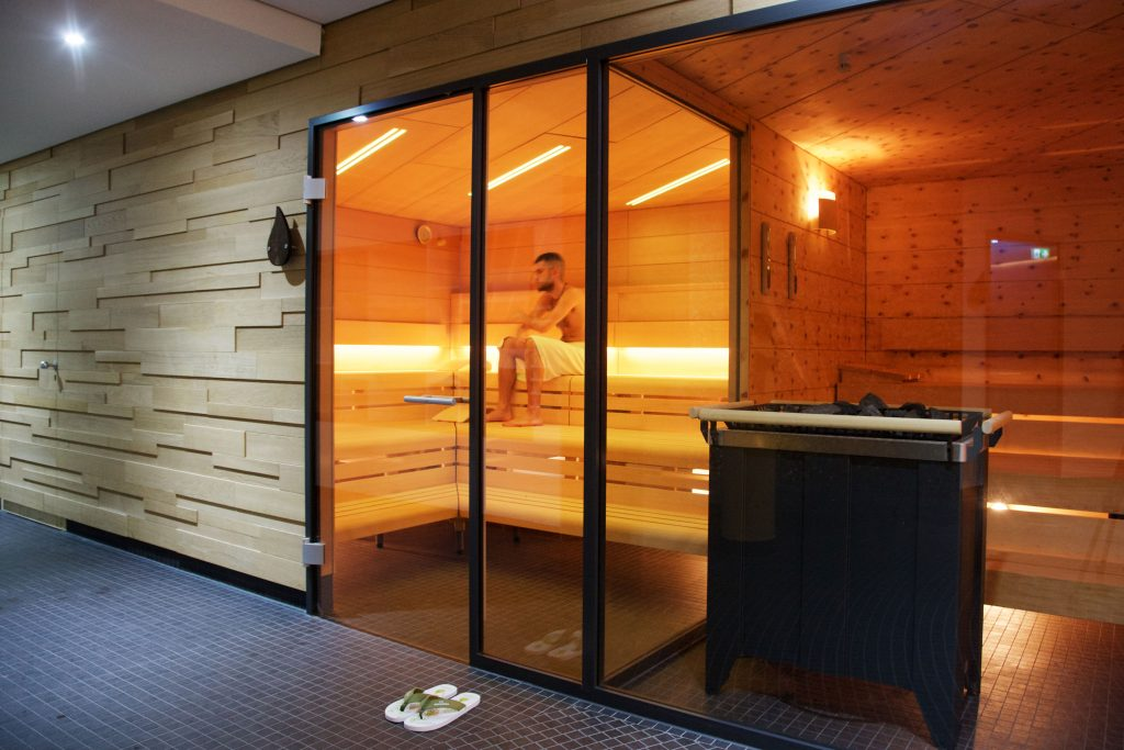 Sauna Bio Seehotel Zeulenroda Spa