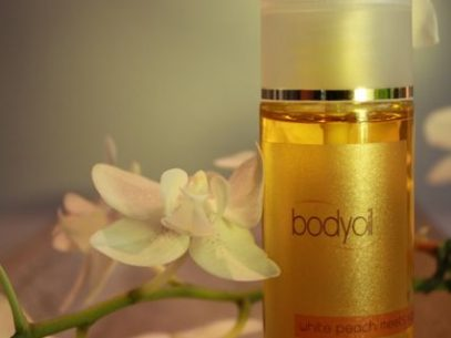 Bodyoil - white peach meets vanilla