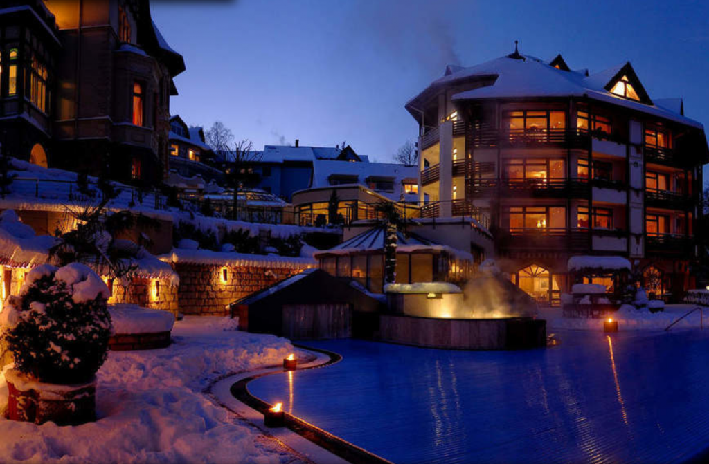 Winterwonderland im Romantischen Winkel Spa & Wellness Resort