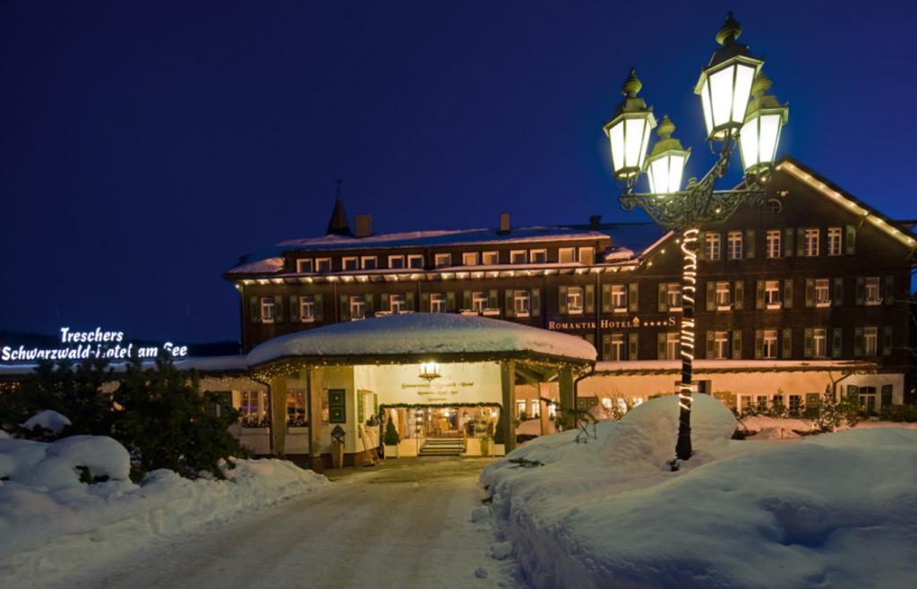 Romantik Trescher's Schwarzwaldhotel im Winterkleid