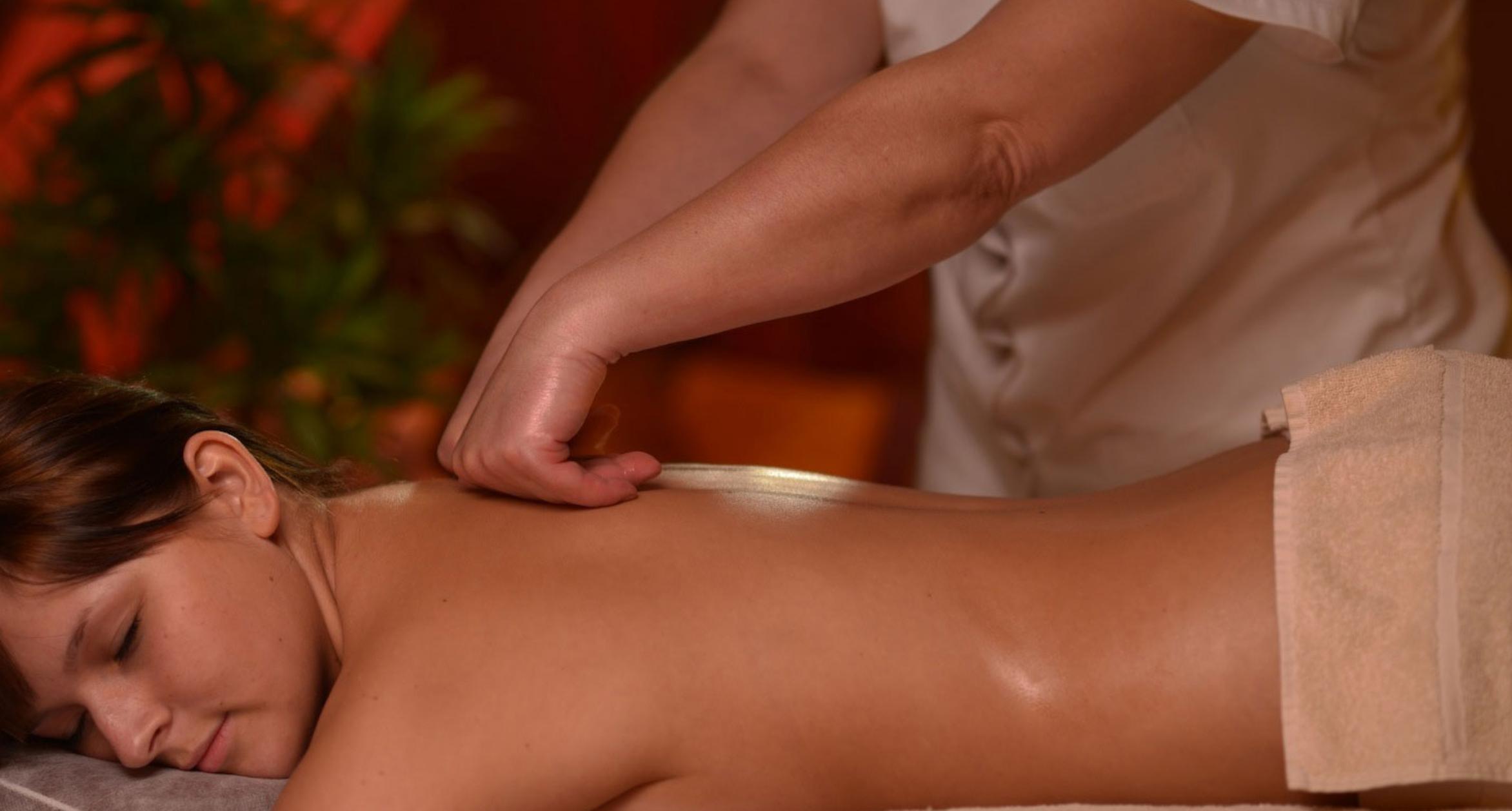Bioseehotel Zeulenroda Wellness-Massage