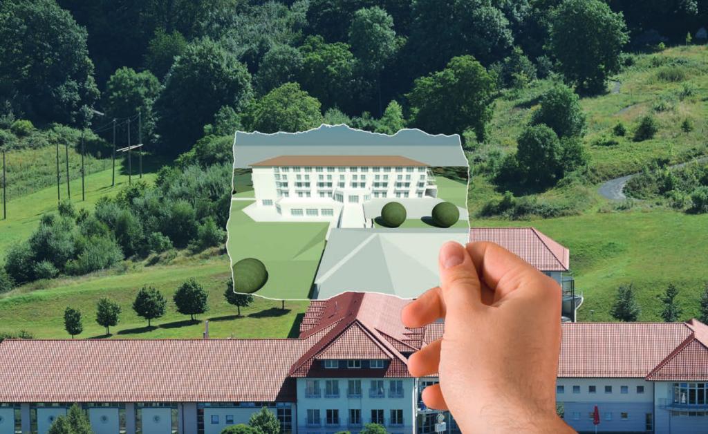 Victor's Residenz Hotel Teistungenburg Eichsfeld wird größer