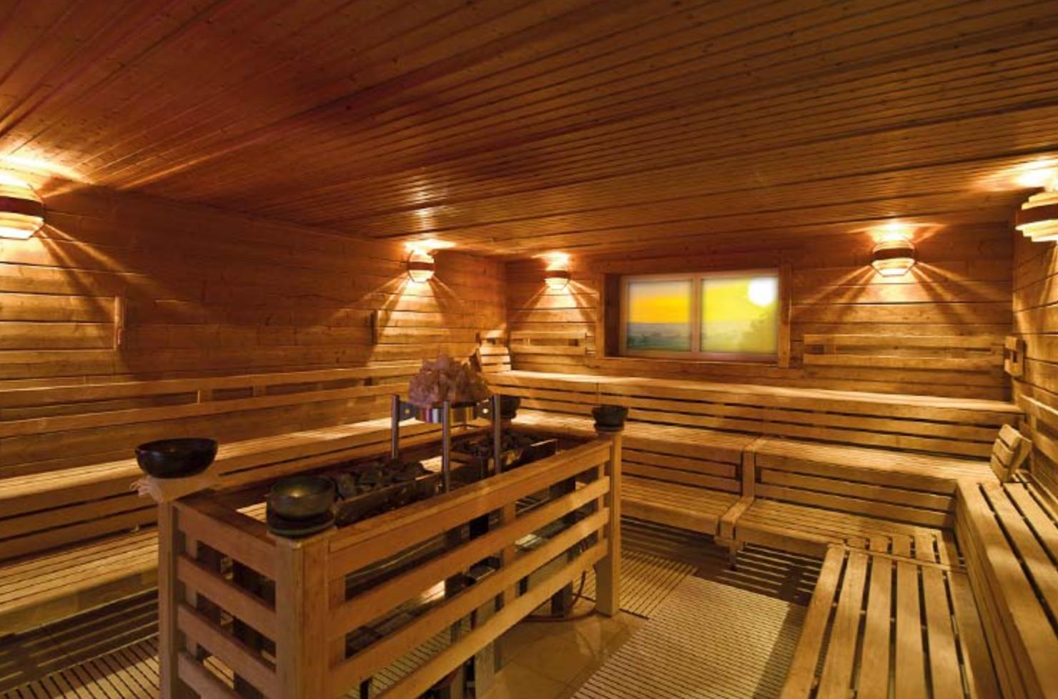 Sauna Therme Altenau