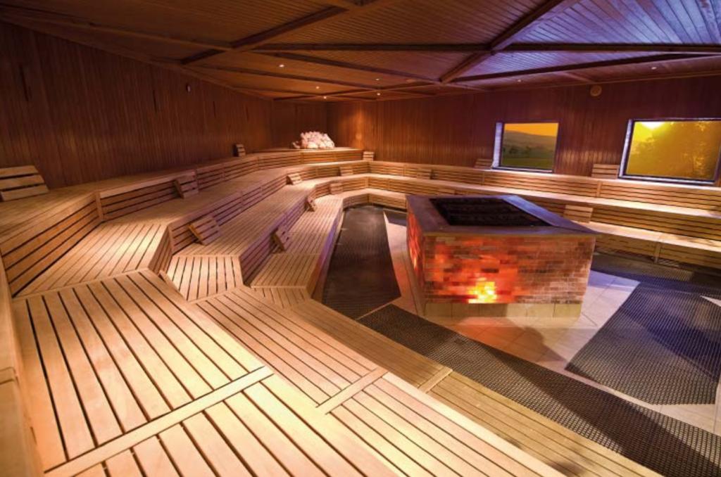 Mega Brocken Sauna Therme Altenau