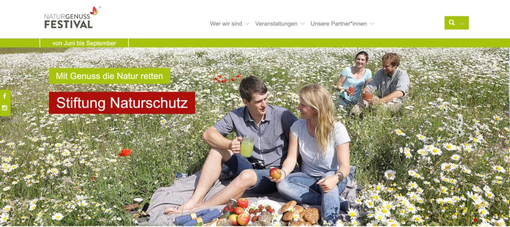 Naturgenussfestival Schleswig Holstein