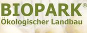 Biopark - Ökologischer Landbau seit 1991