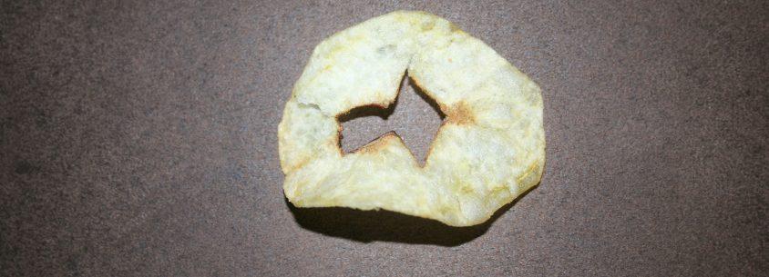 Chips - Träger von Transferfett