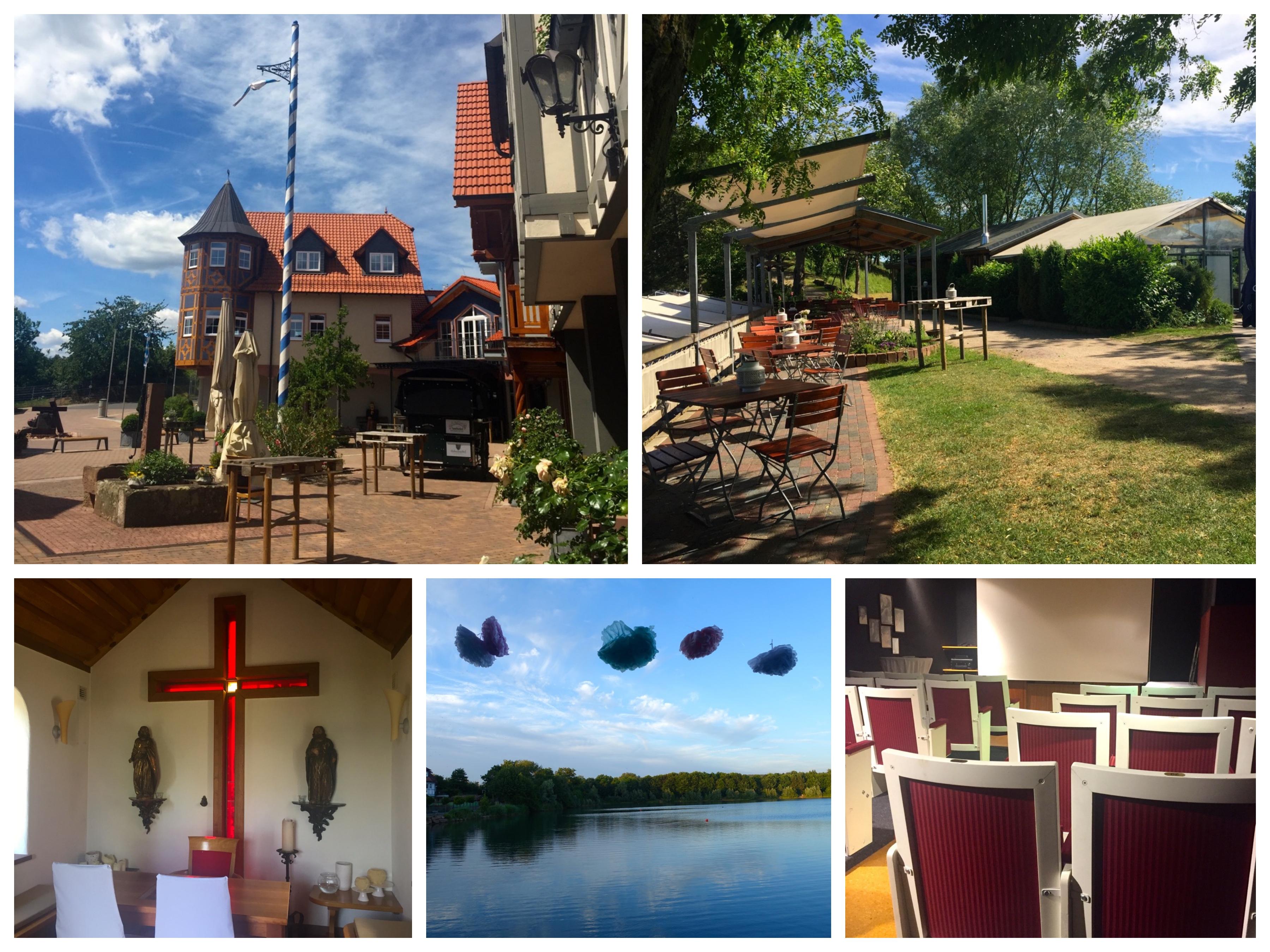 Seehotel Niedernberg Hochzeiten, Tagungen und Events