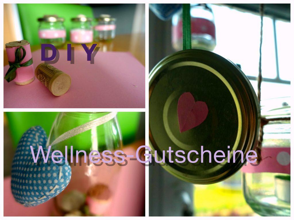 DIY Ideen Wellness-Gutscheine