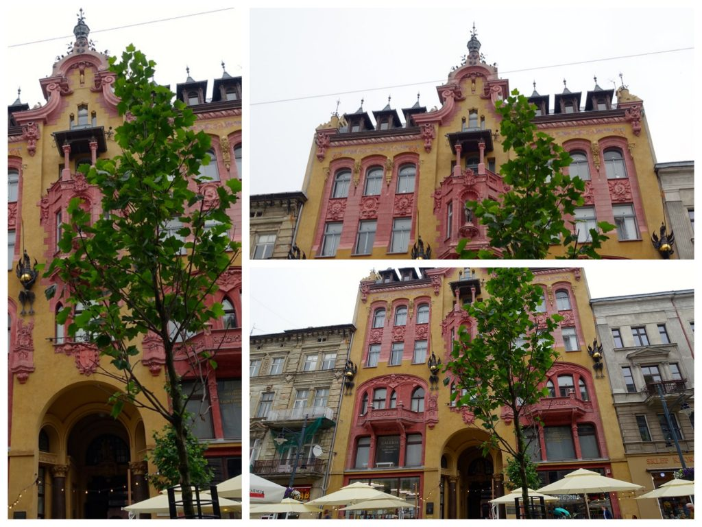 Reisebericht Lodz - Rundgang Lodz