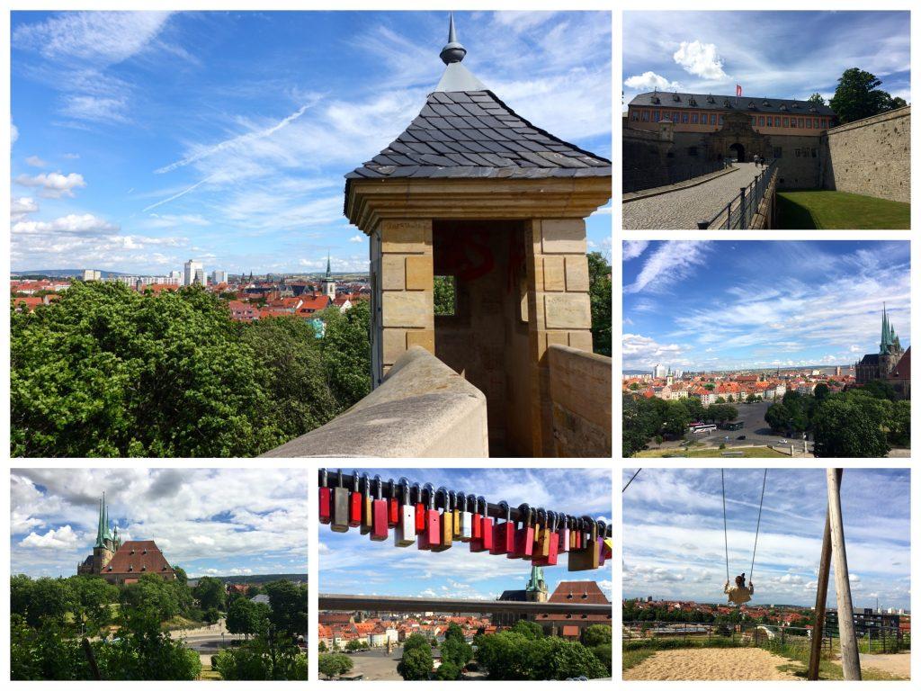 Erfurt Reisebericht - Zitadelle und Petersberg
