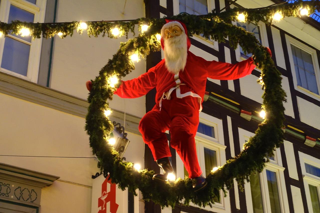 Herzlich Willkommen auf dem Weihnachtsmarkt Goslar