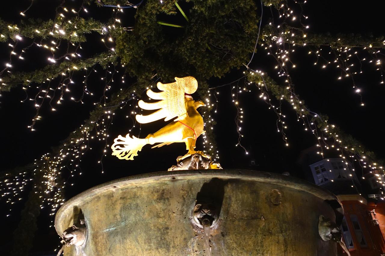 Am Goslar Brunnen