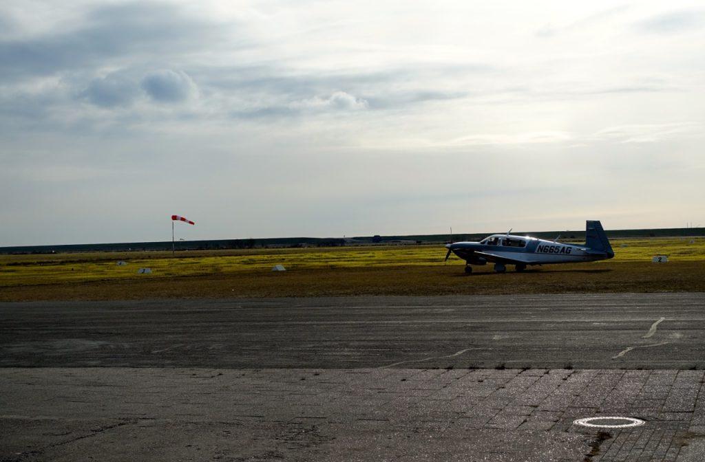 Wangerooge - mit dem Flieger ans Festland