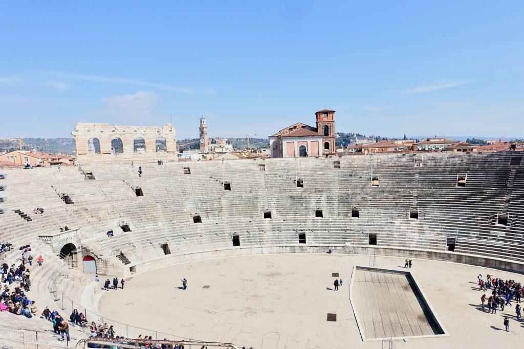 Verona an einem Tag