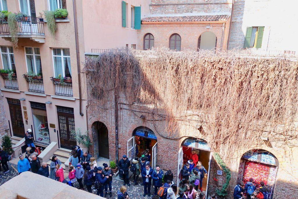 Verona auf den Spuren von Romeo und Julia