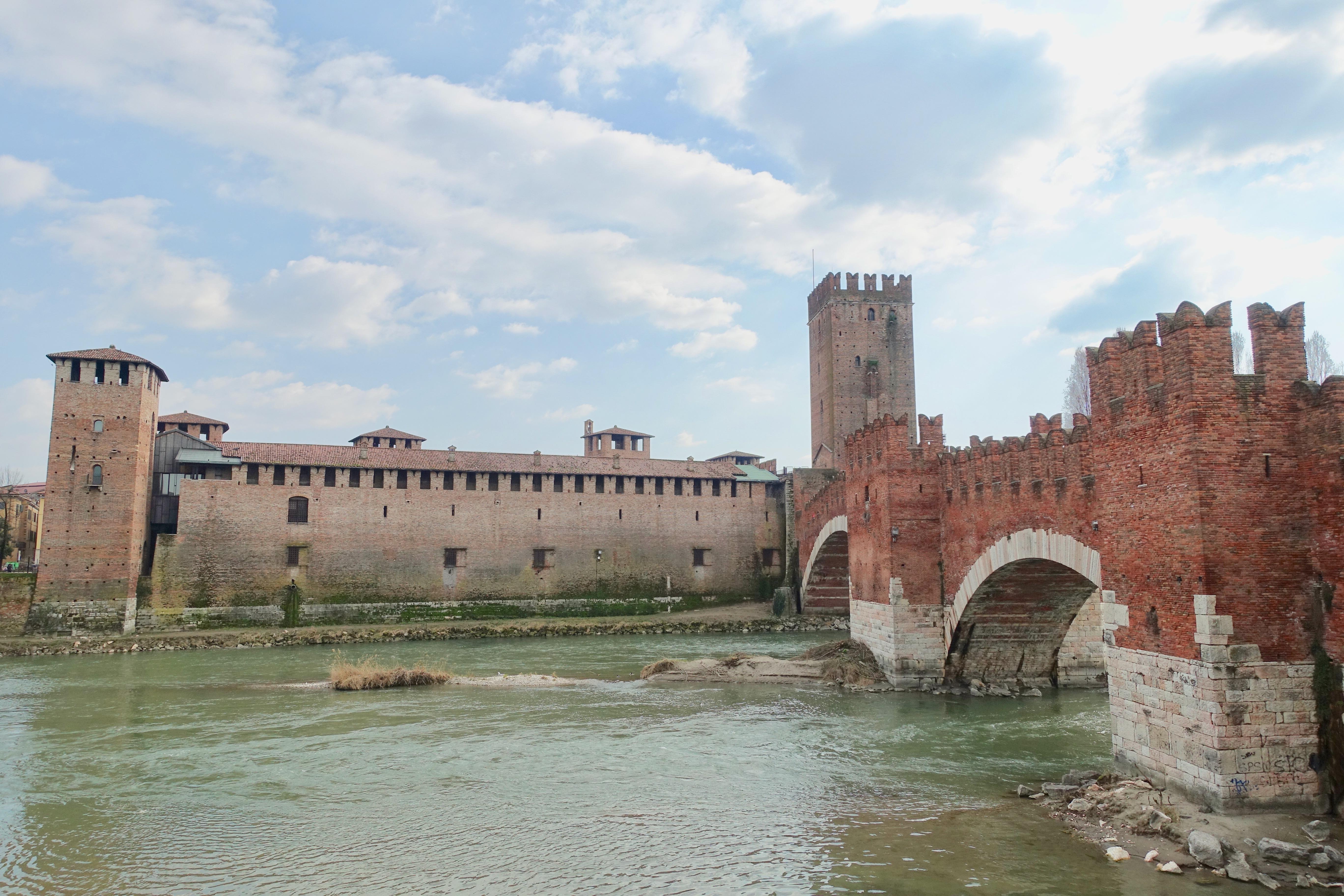 Verona Ponte di Castelvecchio