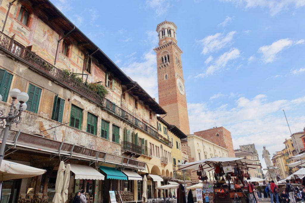 Auf ein Gelato nach Verona