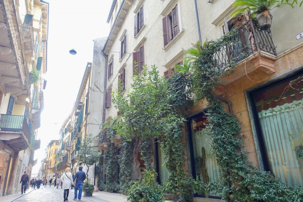 Verona Reisebericht