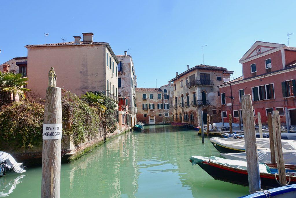 Venedig Reisewetter - meist sonnig...