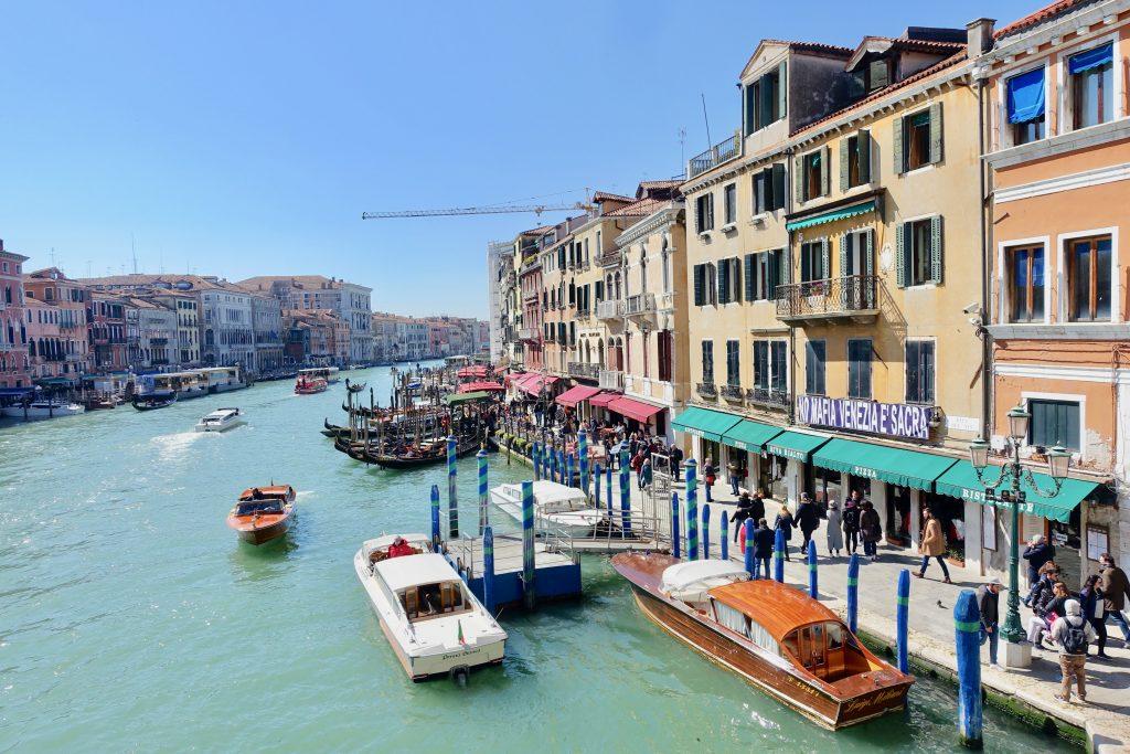 Venedig: Herzlich Willkommen in der Lagunenstadt