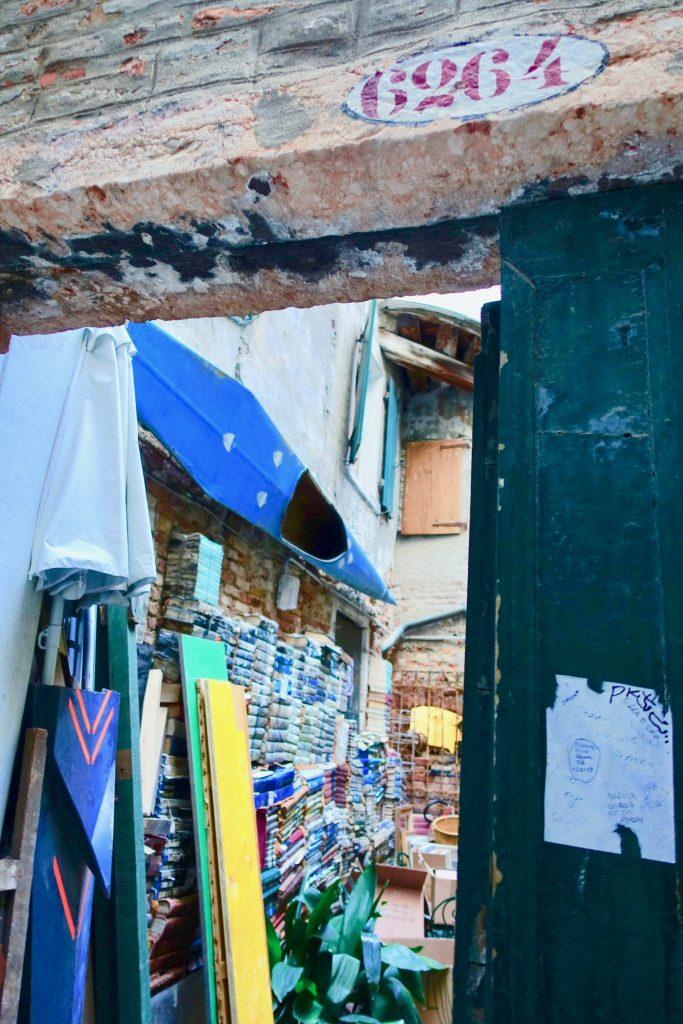 Venedig Tipps Buchladen