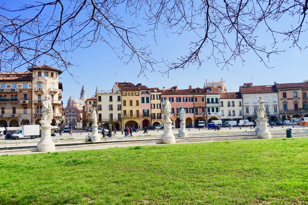 Rund um den Prato della Valle