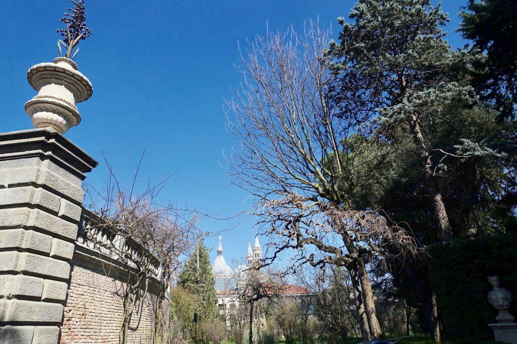 Spaziergang durch Padua