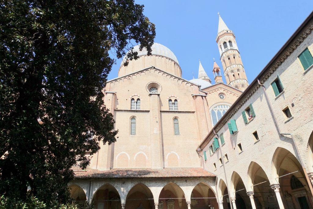 Baptisterium Padua