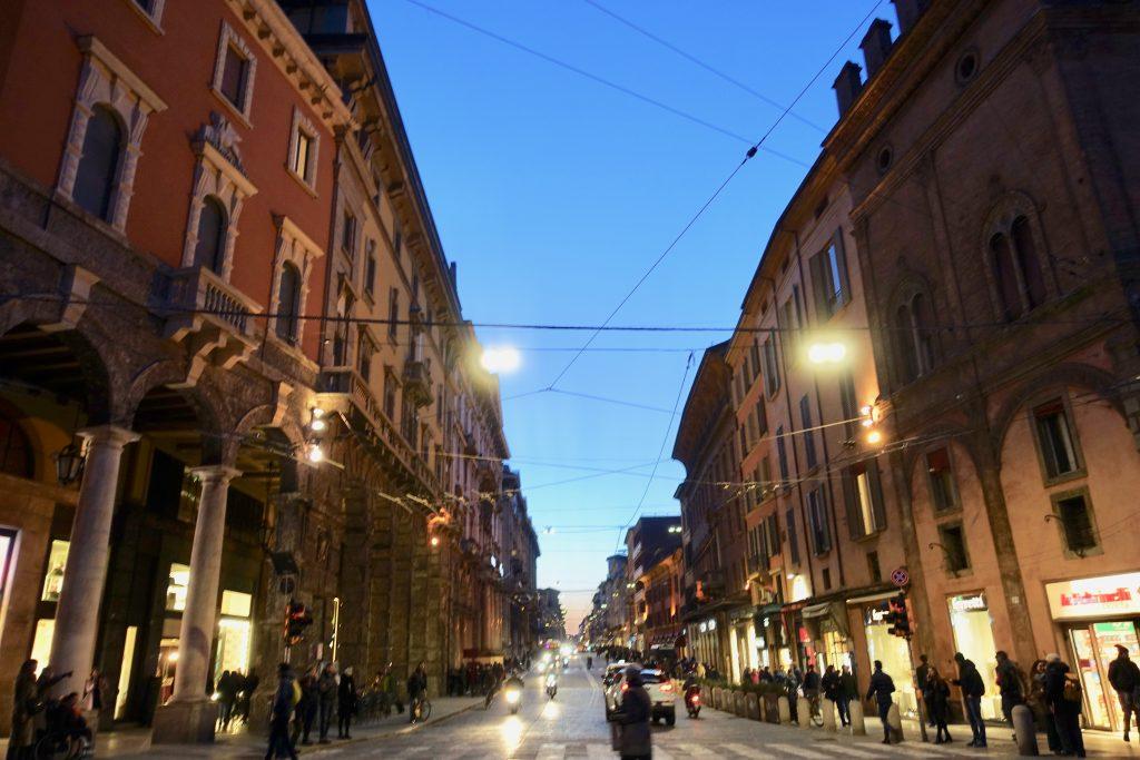Bologna Urlaub