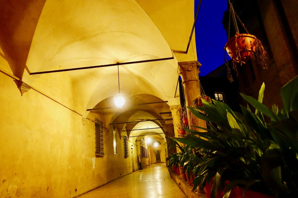 Kulinarische Reise Bologna