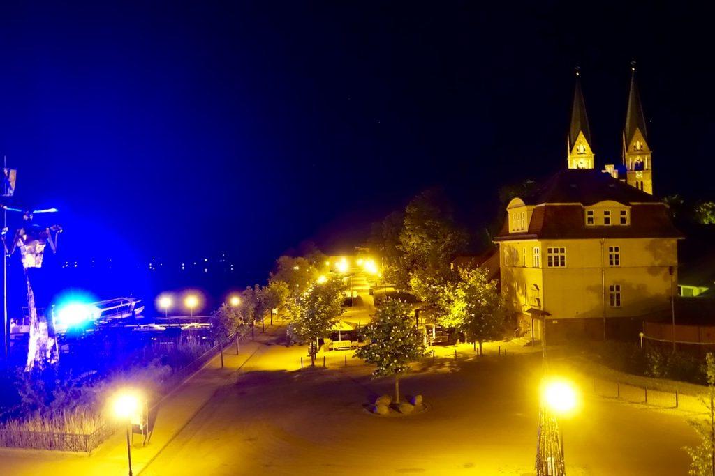 Unterwegs in Neuruppin