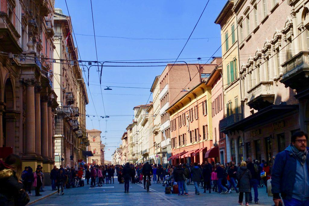 Bologna Reisezeit