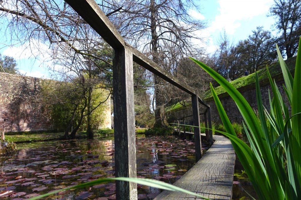 Lucca Urlaub - Botanischer Garten Lucca
