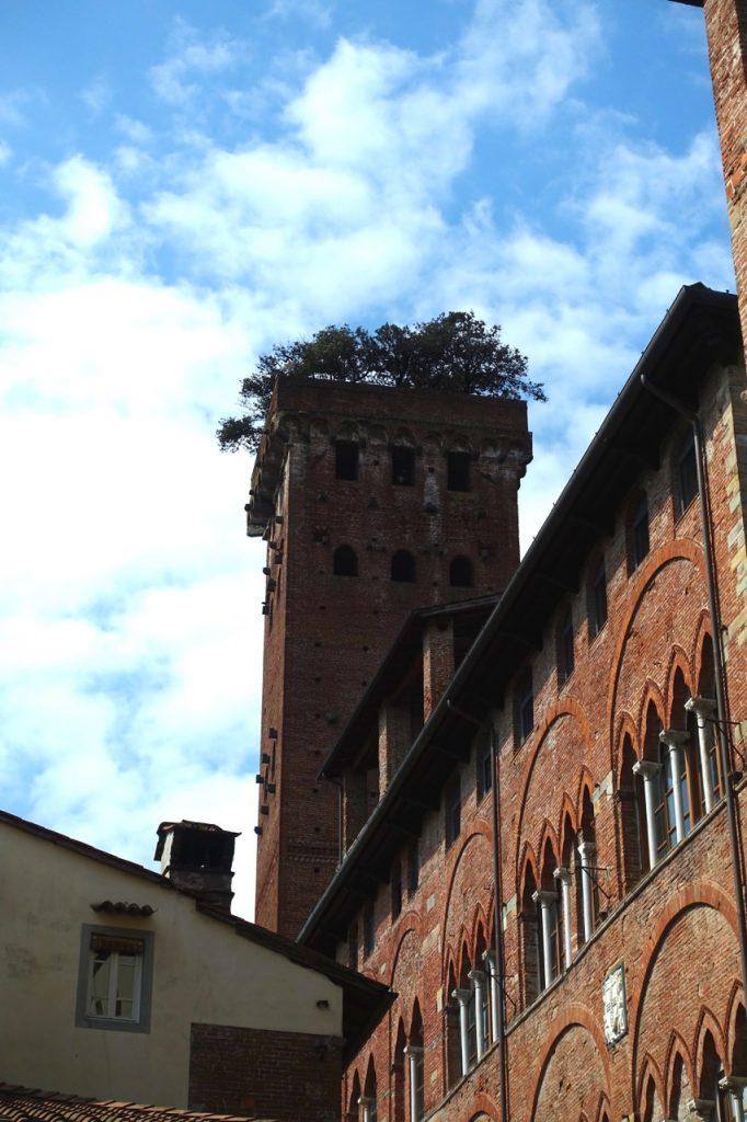 Lucca Reisetipps Torre Guigini