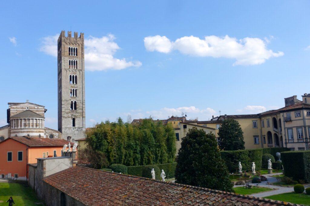 Lucca Sehenswuerdigkeiten