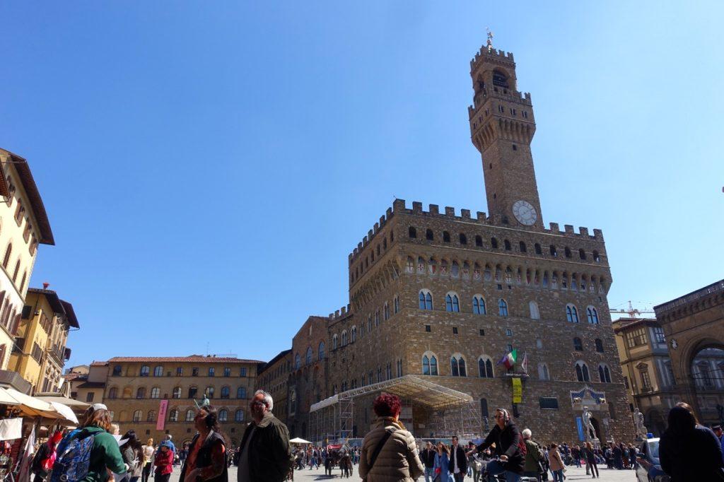 Florenz Piazza della Singnora