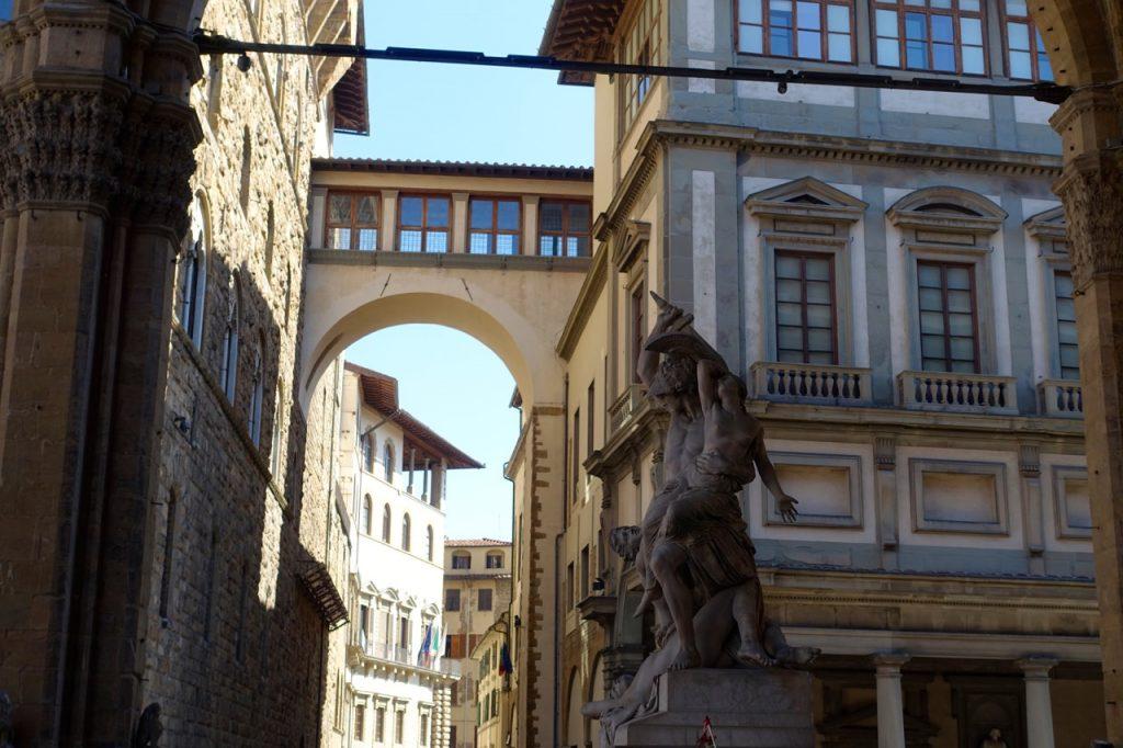 Staedte der Toskana: Unterwegs in Florenz