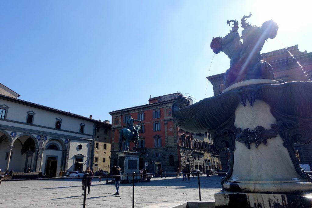 Florenz Essen Tipps: Einfach mal abseits der Touristenpfade suchen...