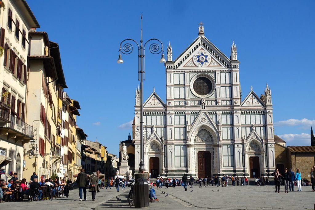 Florenz Tourismus Hot Spot