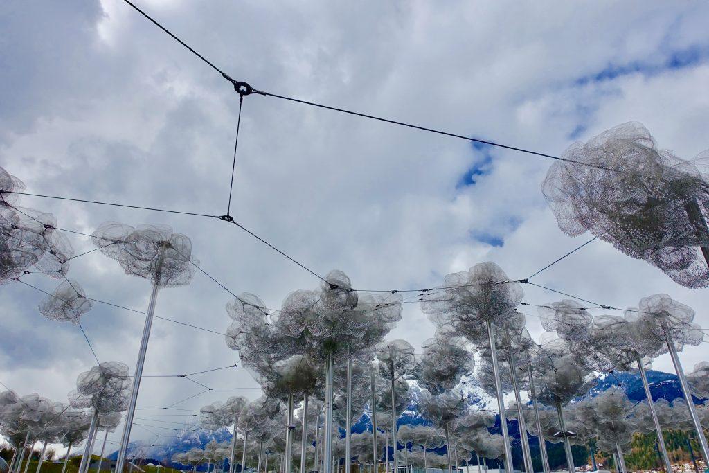Swarovski Kristallwelten Garten